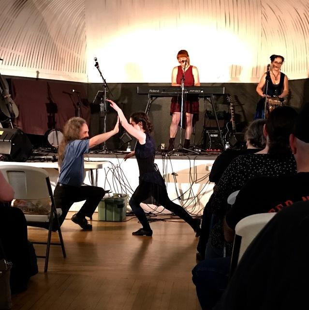 Hudson-Pixie Kenmore Concert 2017